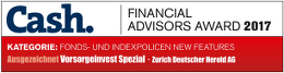 ViS Financial Advisors Award 2017 quer 260x67